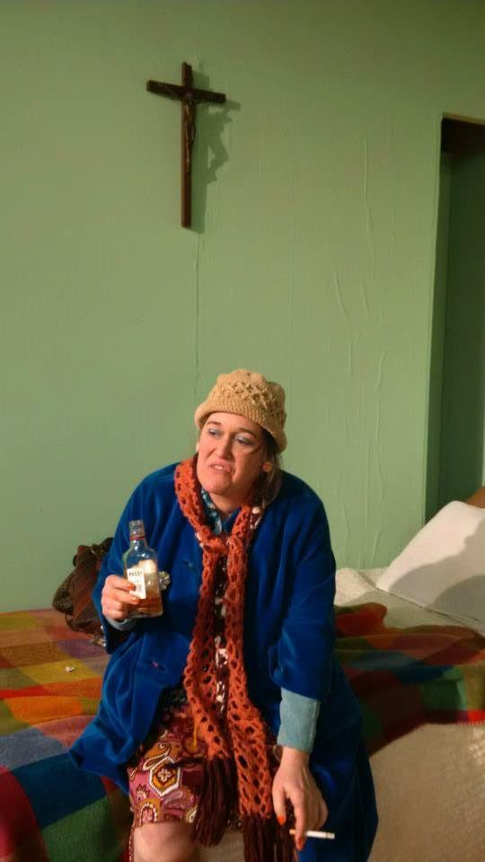 Sue Mullins as Cass McGuire