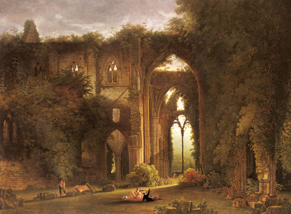 Tintern Abbey - An Analysis (3/3)