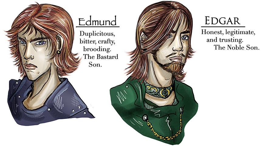 edmund king lear monologue
