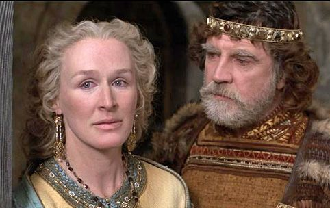 The differences between kings hamlet and claudius