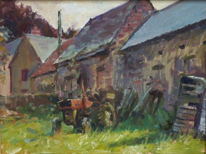 1de3d387453251697f4379713e5e447e--farm-art-tractors
