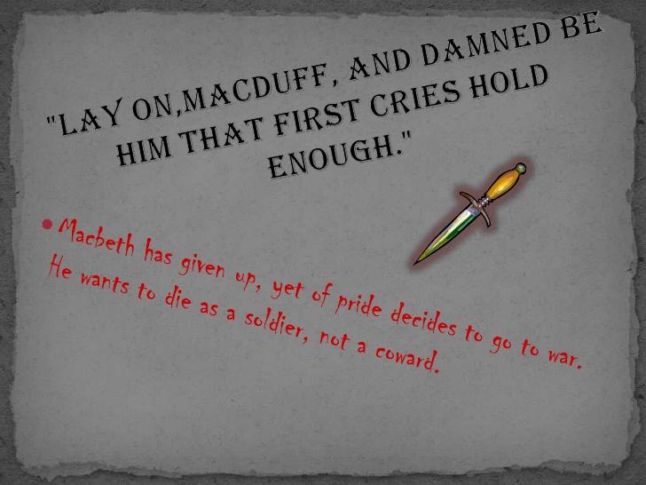 macbeth morality quotes